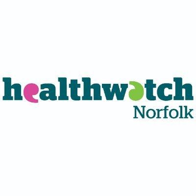 Healthwatch Norfolk logo