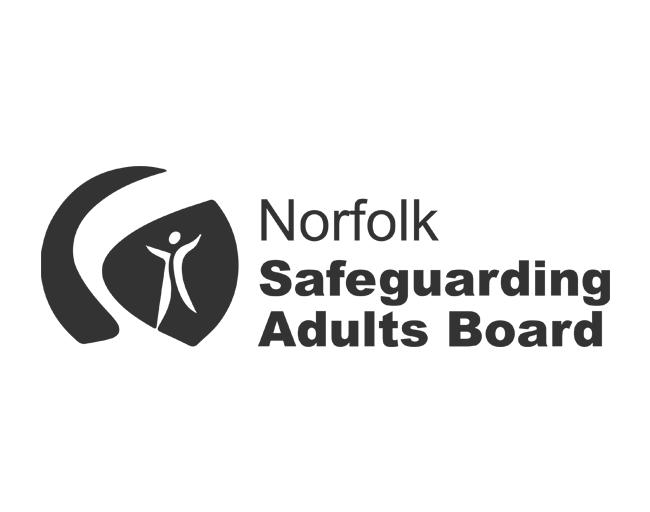 Norfolk Safeguarding Adults Board logo